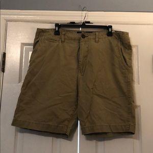 Men's American Eagle khaki shorts sz36